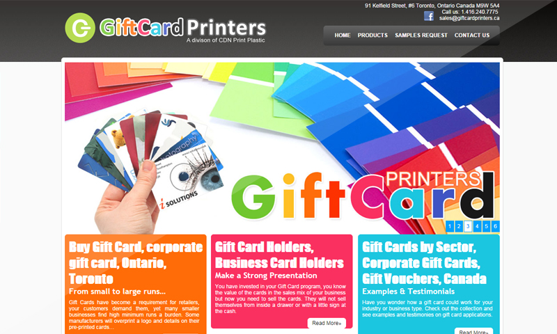 Gift Card Printers