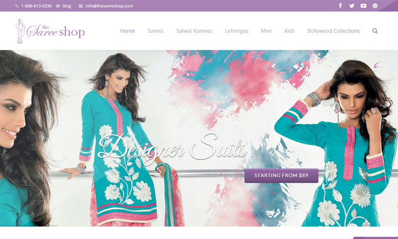 The Saree Shop
