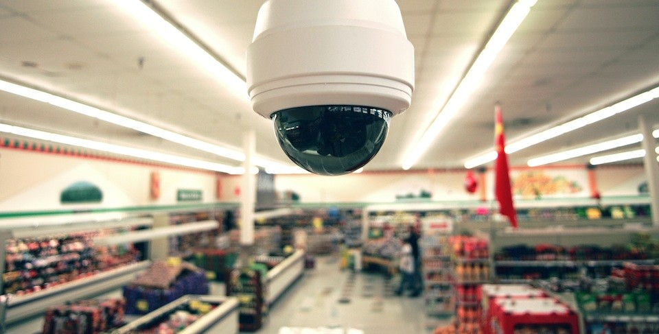 Business Security Cameras New York